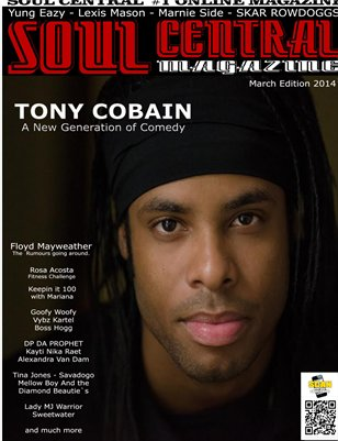 Soul Central Magazine March Edition 2014