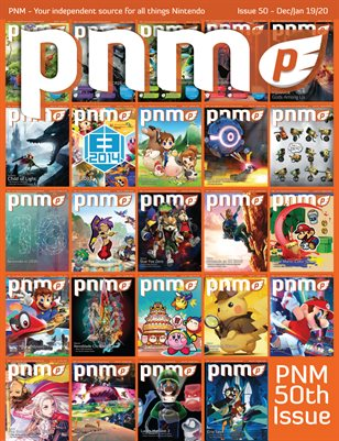 Pure Nintendo Magazine (PNM) Issue 50