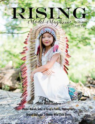 Rising Model Magazine Issue #22