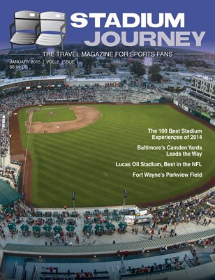 Stadium Journey Magazine, Vol 5 Issue 1