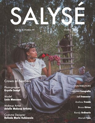SALYSÉ Magazine | Vol 4 : No 99 | October 2018