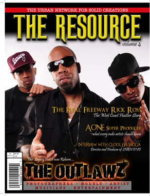 Outlawz: The Resource Volume 4