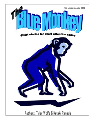 The Blue Monkey, Vol. 1C