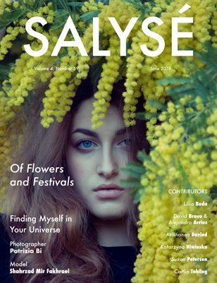 SALYSÉ Magazine | Vol 4 : No 59 | June 2018