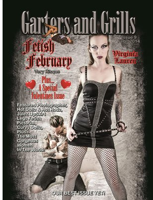 GandG Fetish February/Valentine Issue