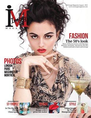 I'M Image Magazine August 2012