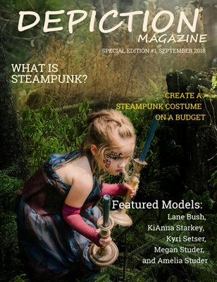 Depiction Magazine Issue #1 - Steampunk