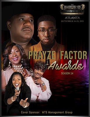 Prayze Factor Season 14 Ad Booklet