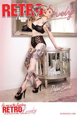 Dafna Bar-el Cover Poster