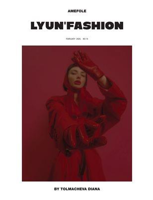 LYUN ISSUE No.14 (VOL No.10) C3