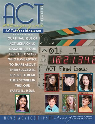 ACT Like A Child Magazine Issue 24