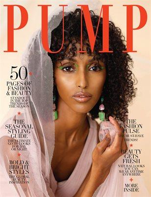 PUMP Magazine - Ultimate Fashion Edition - Vol.4