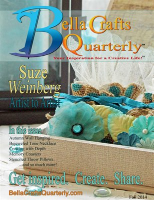 Bella Crafts Quarterly Fall 2014