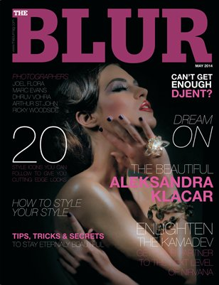 The Blur Magazine May 2014