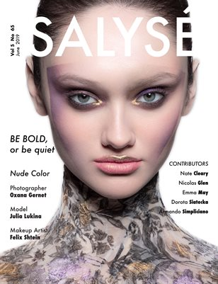 SALYSÉ Magazine | Vol 5 No 65 | JUNE 2019 |