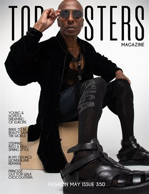 TOP POSTERS MAGAZINE- FASHION MAY (Vol 350)