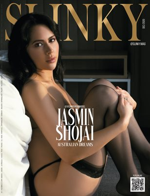 SLINKY Magazine - JASMIN SHOJAI - Dec/2020 - Issue #8