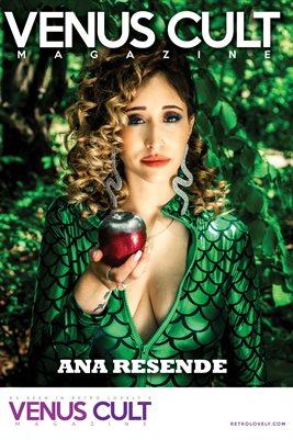 Venus Cult No.40 – Ana Resende Cover Poster