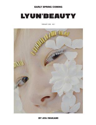 LYUN BEAUTY ISSUE No.7 (VOL No.3) C1