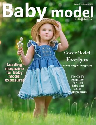 Baby Model Magazine Issue 7 Volume 6 2020