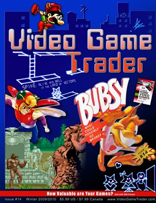 Video Game Trader #14 (Winter 2010) w/Price Guide