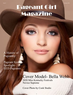 Pageant Girl Magazine Issue 9