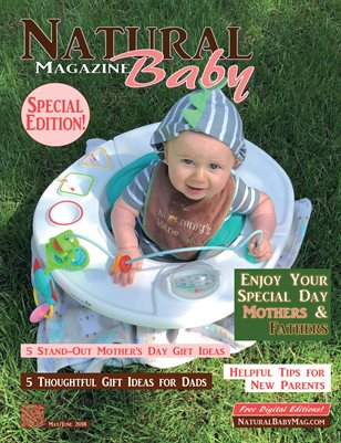 Natural Baby Magazine May/June 2018 Special Edition