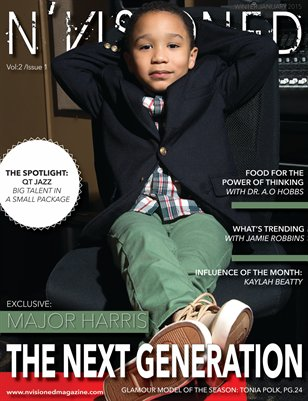 N'Visioned Magazine Vol: 2 The Next Generation