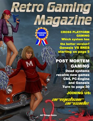 Retro Gaming Magazine #1