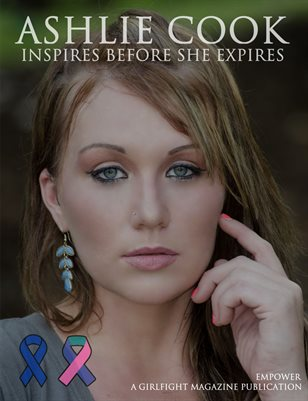 empoWer Magazine - Inspire Before I Expire | A GIRLFIGHT Magazine Publication