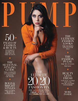 PUMP Magazine | Fashion Fix Edition | May 2020 | Vol.1