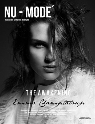 "Nu-Mode´Autumn/Winter #9 ""The Awakening"" Emma Champtaloup"