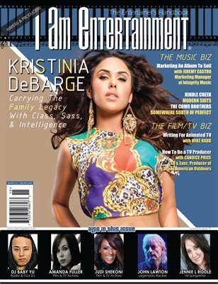 I Am Entertainment Vol 4, Iss 19 NOV-DEC '12