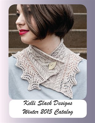 Kelli Slack Designs Winter 2015 Catalog