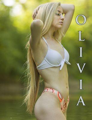 Olivia - Blonde Bikini Buckeye Babe