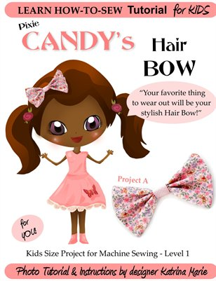 Pixie Candy's Hair Bow