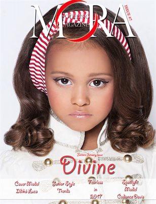 "Divine ""January Juniors Issue"""