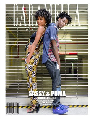 The Hippie Issue feat. Sassy & Puma