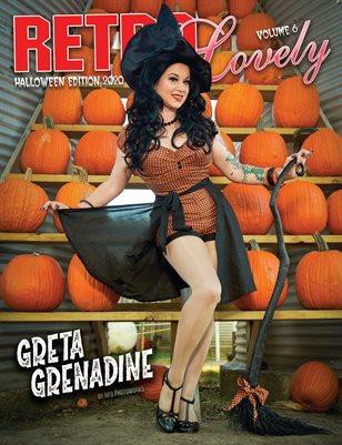 Halloween 2020 - VOL 6 – Greta Grenadine Cover