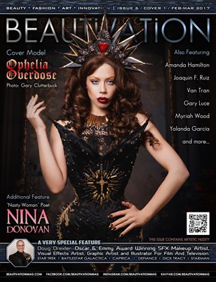 Beautivation Magazine #6 (Cover 1)