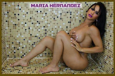 MODEL MARIA HERNANDEZ 05 - Boudoir