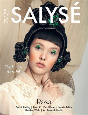SALYSÉ Magazine | APRIL 2021 | VOL 7 NO 31