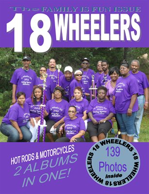 18 Wheelers Photo Album