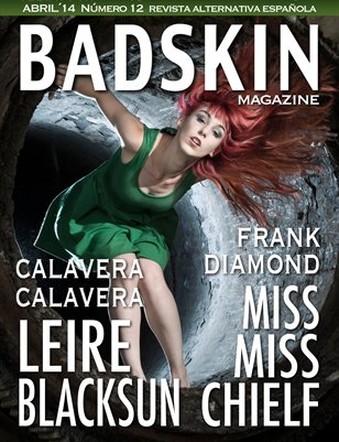 Bad Skin Magazine #ABR2014