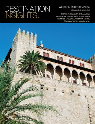 The Western Med—Destination Insights