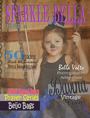 Sparkle Bella Magazine Fall Issue 2015