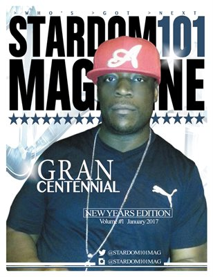 GRAN CENTENNIAL - JANUARY 2017 Vol.1