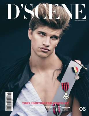 D'SCENE - TOBY HUNTINGTON WHITELEY - ISSUE 06