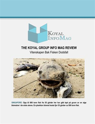 The Koyal Group Info Mag Review på Vitenskapen Bak Fisken Dodsfall