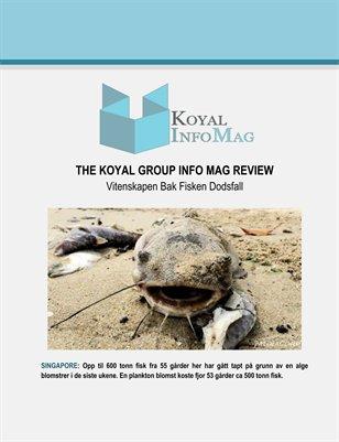 The Koyal Group Info Mag Review på Vitenskapen Bak Fisken Dodsfall